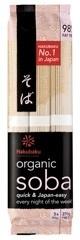 Soba noodles(hakubaku) 270 gr