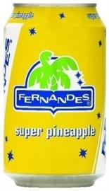 Fernandez  Pineapple  12 stuks