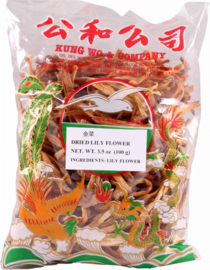 Dried Lily flower (sedap malam) 100gr