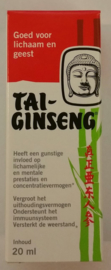 Tai Ginseng 20ml