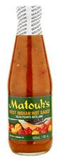 Matouk's West Indian Hot saus