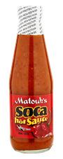 Matouk's Soca Hot saus