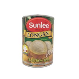 Sunlee longan in siroop 565 gram