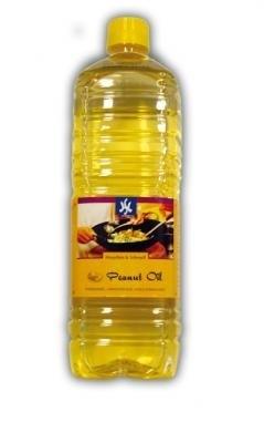 Arachide oil (peanut)  1 liter