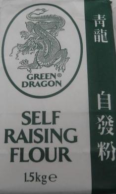 Zelfrijzend Bakmeel (Green Dragon)