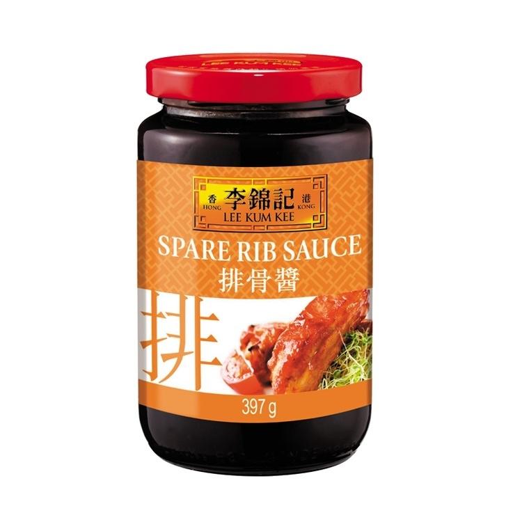 LLK Spare rib sauce 397gr