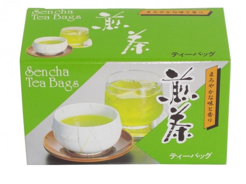 Hamasa Yuki Japanse Groene zakjes 20x2g