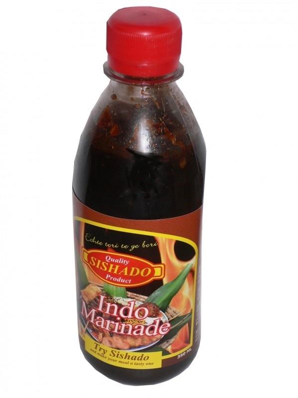 Sishado Indo Marinade