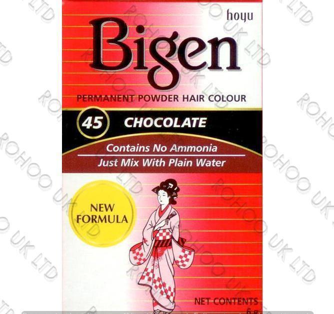 Bigen 45 Chocolate