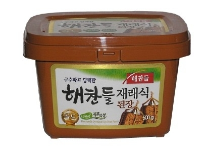 Soy bean paste plakken Haechandle 500 gram