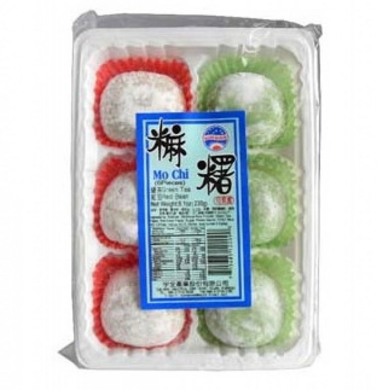 SW Mochi green tea&redbean