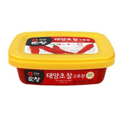 Korean hot peper paste 170 gram