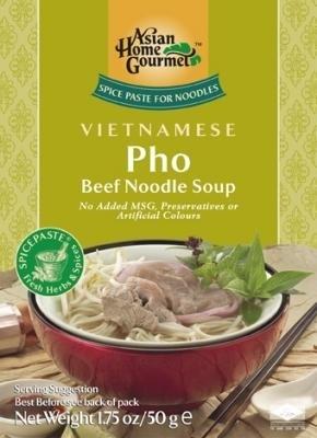 Vietnamese Pho Asian Home 50 gram