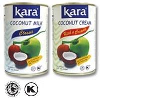 kara Kokosmelk 400 ml