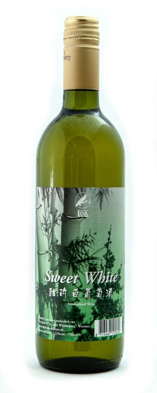 Sweet White Wine 12%