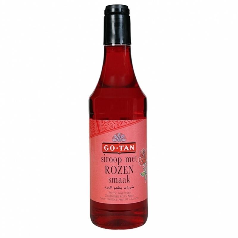 Go-tan rozen siroop