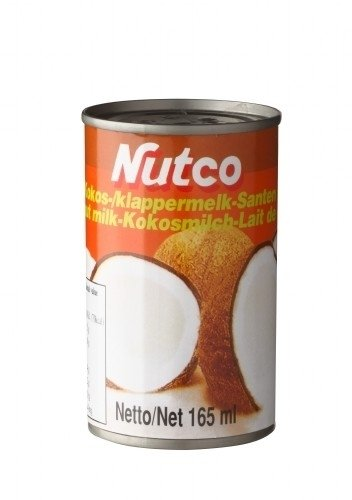 Nutco kokosmelk 165 ml