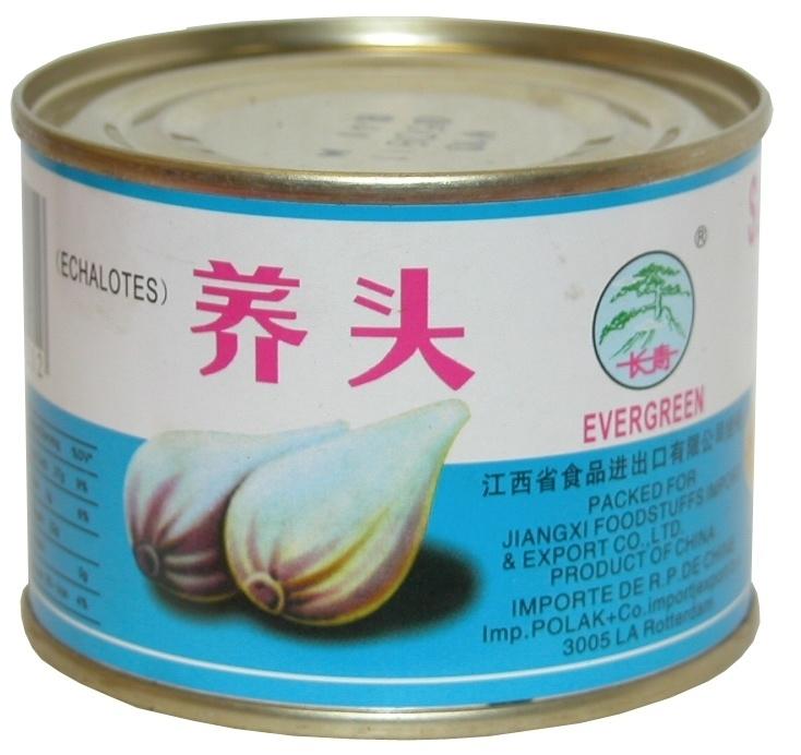 Pickled Shallot Leeks(tautee)