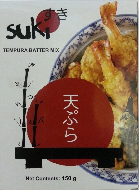 Suki Tempura mix 150 gram