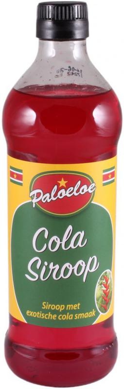 Cola siroop
