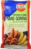 Kobe Pisang goreng (gebakken banaan) beslag 80 gr