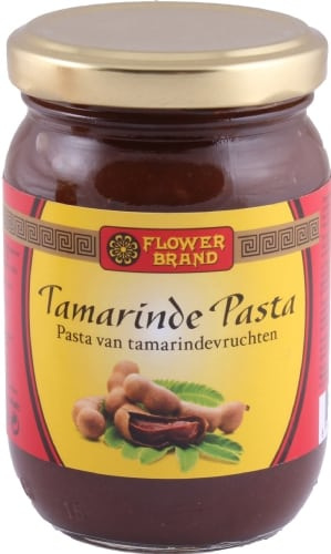 Tamarinde pasta(flowerbrand) 100 gram