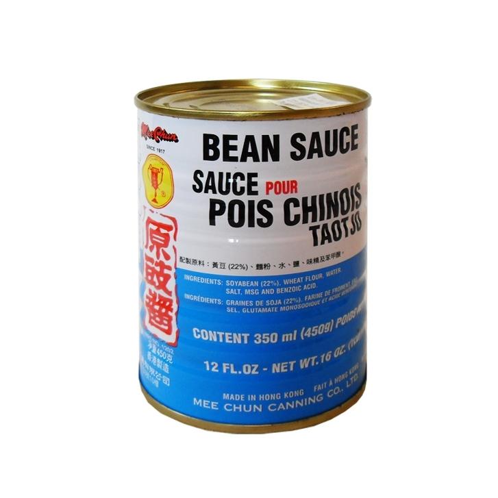 Mee chun bean sauce (taotjo) blik 450 gram