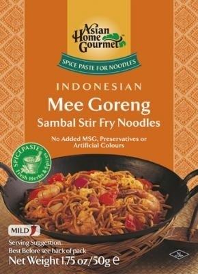 Mee Goreng Asian Home 50 gram