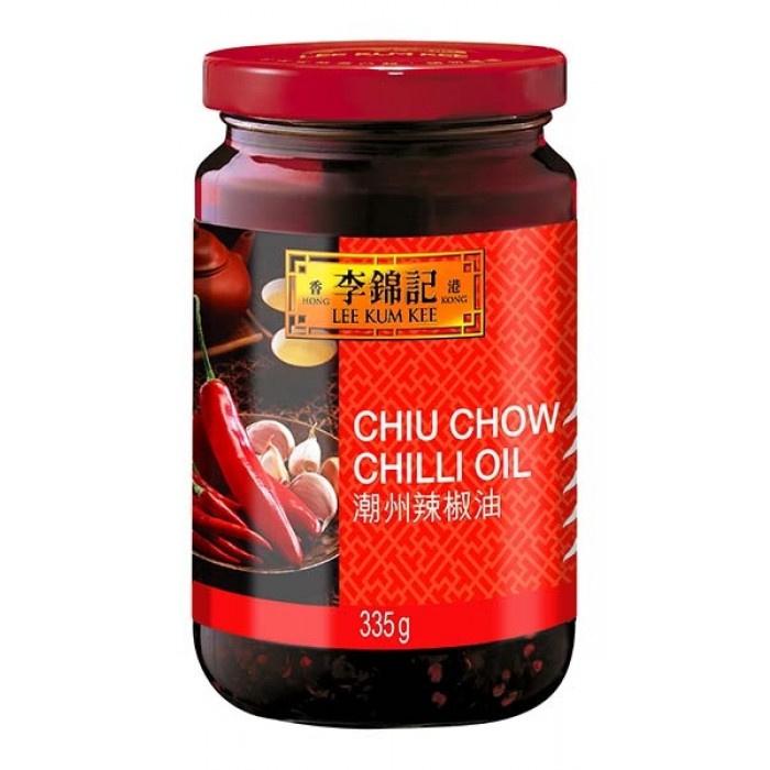 LLk chiu chow chilli oil 335 gr