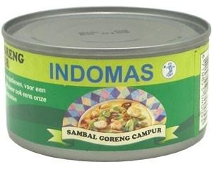 Indomas sambal goreng campur 210 gr