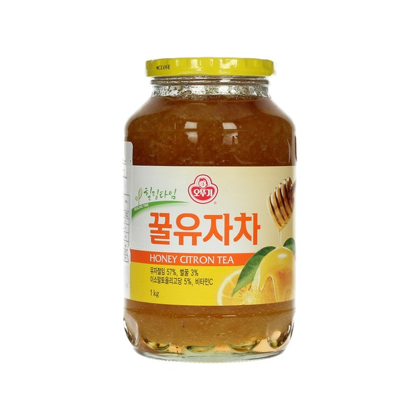 Ottogi Honey Citron Tea 1 kg