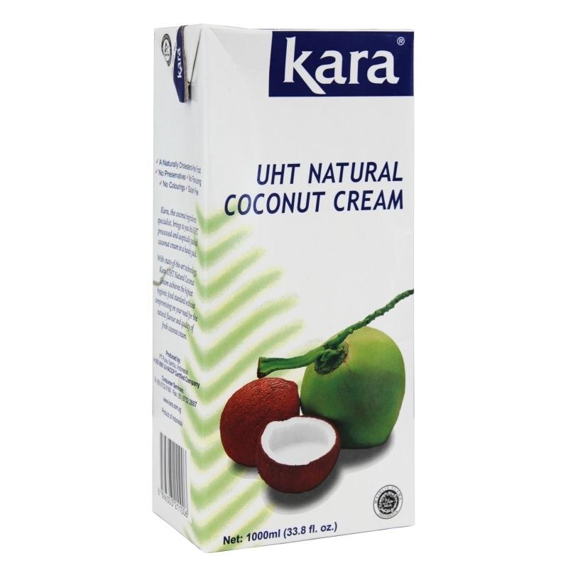 Kara coconut cream liter