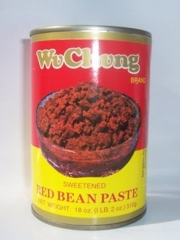 Red Bean Pasta Sweetened 510 gram