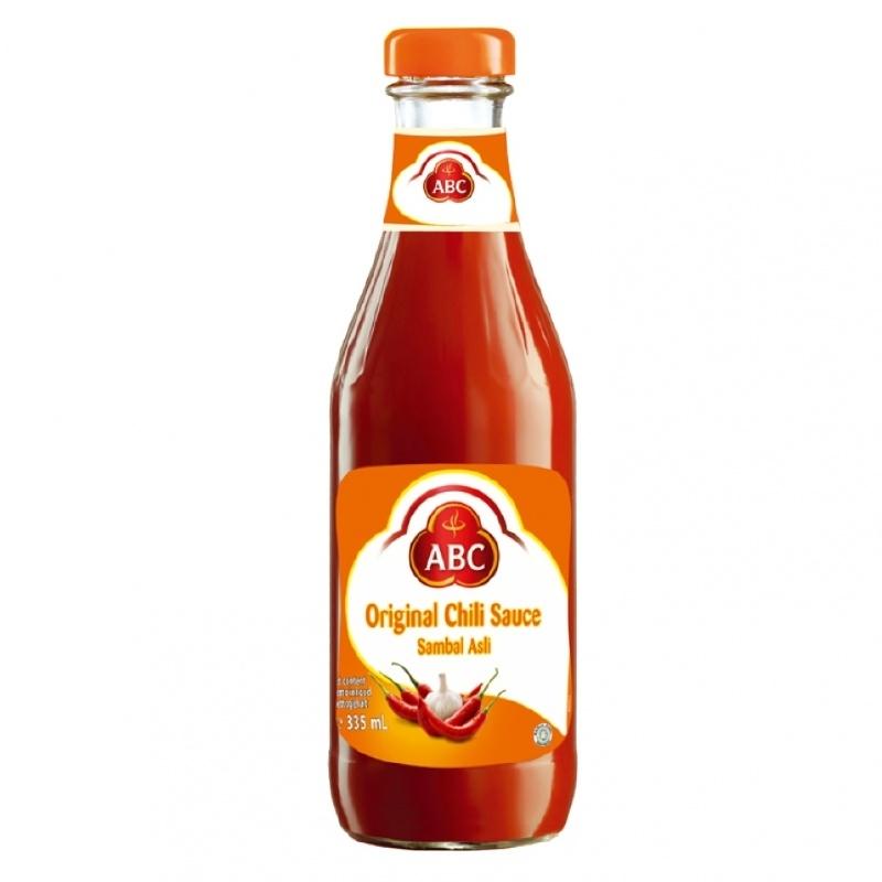 abc sambal asli 335 ml