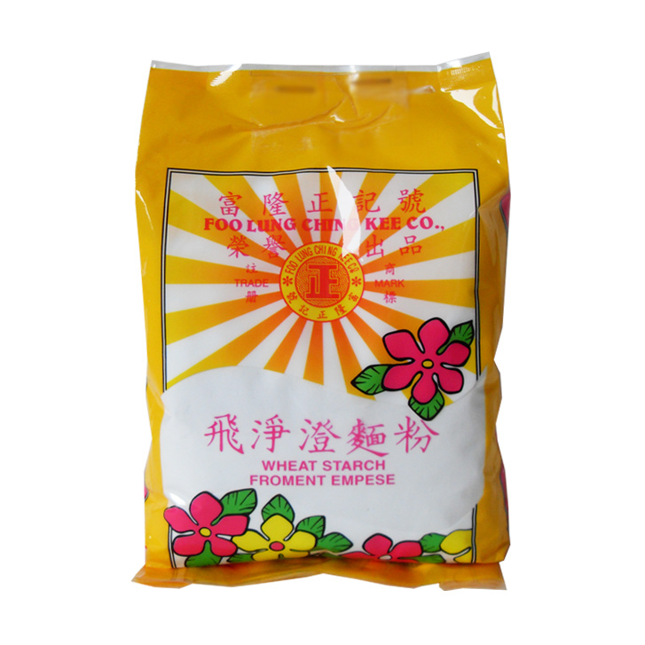 FLCK Wheat Starch (tarwe zetmeel)450gram