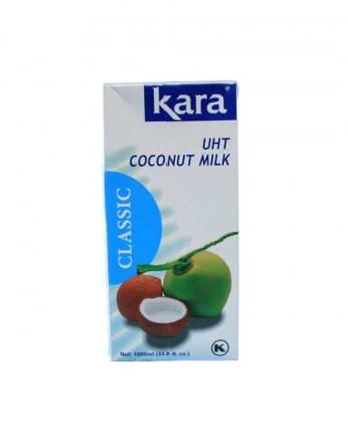 Kara kokosmelk classic  1000ml
