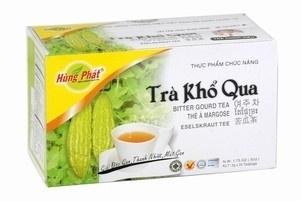 Tra Kho Qua bitter melon tea