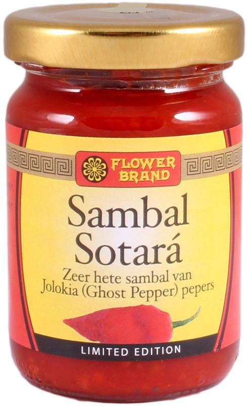 Sambal Sotara 100 gram
