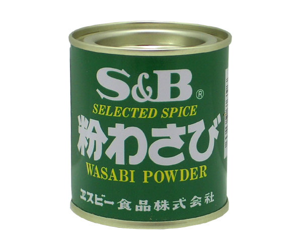 Wasabi poeder origenal s&b 25 gr