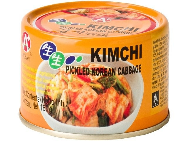 Kimchi Pickled korean cabbage 160 gr