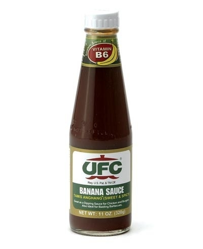 Bananen saus UFC
