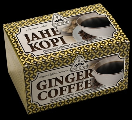 Jahe kopi koffie 500 gr
