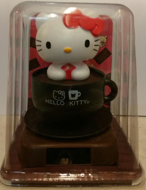 Hello Kitty met bewegende hoofd