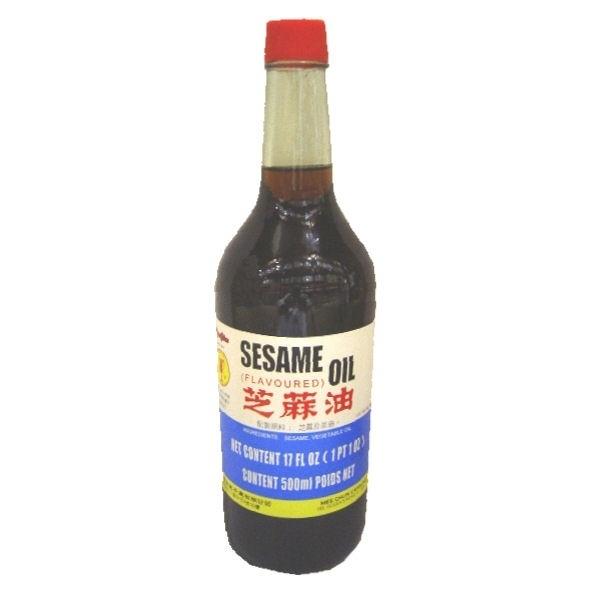 Sesamolie mee chun 500 ml