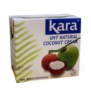 kara coconut cream 500