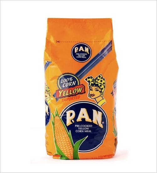 P.A.N Yellow Maize Meal 1kg