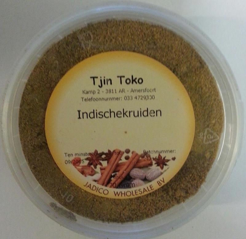 Indischekruiden