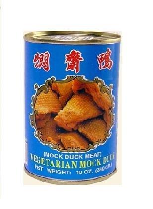 Vegetarian mock duck