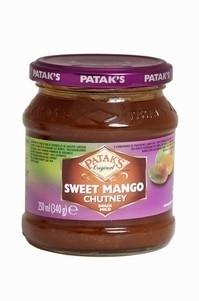 Pataks sweet mango chutny 340 gr