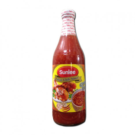 Sunleer sweet chilii sauce  (gluten vrij)